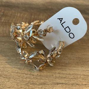 ALDO HOOPS EARRINGS